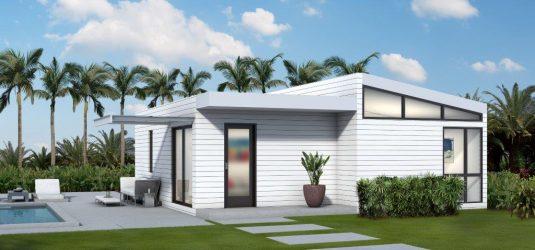 Breeze 2 Model: Exterior Rendering