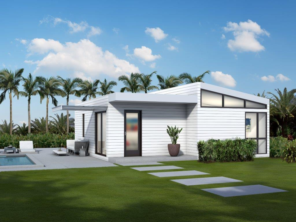 Breeze 2 Model: Exterior Rendering