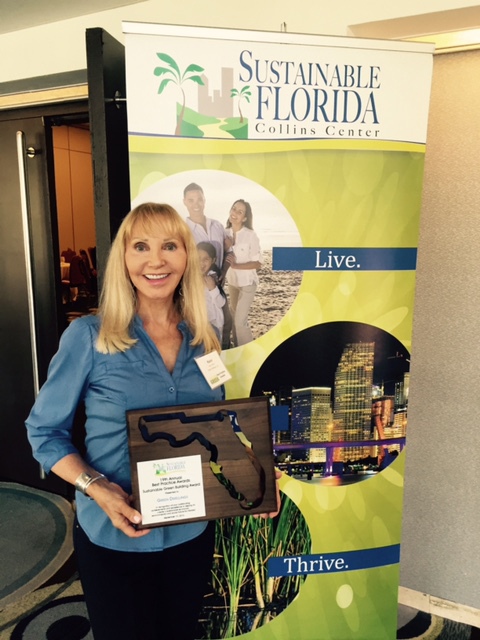 sustainable-florida-best-practices-award-karen-adams