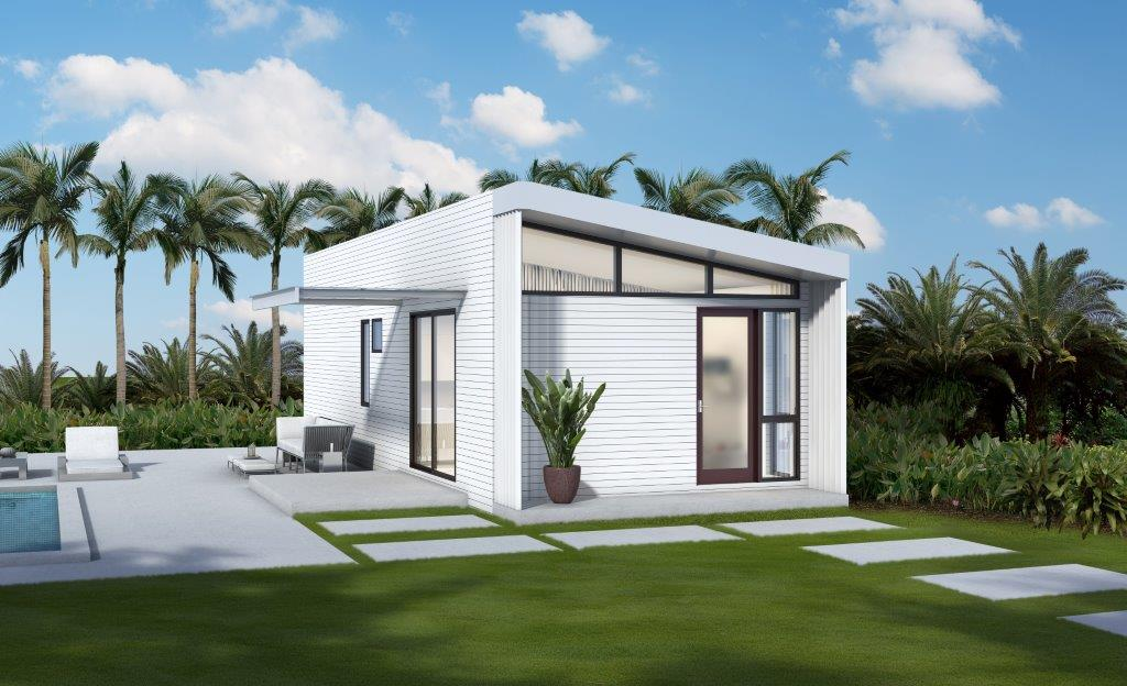 Breeze 1 Model: Exterior Rendering
