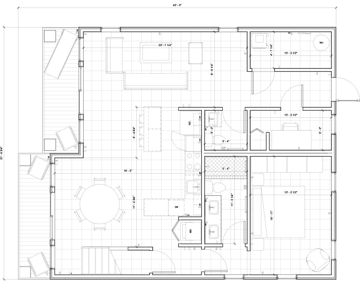Ocean 4 Model Hurricane Solutions Green Dwellings